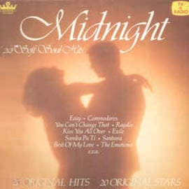 Various – Midnight 20 Soft Soul Hits