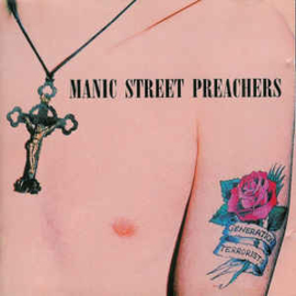 Manic Street Preachers ‎– Generation Terrorists (CD)