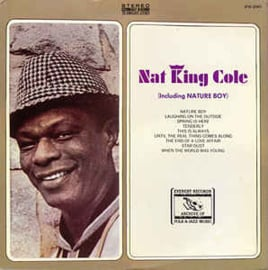 Nat King Cole ‎– Nat King Cole (Including Nature Boy)