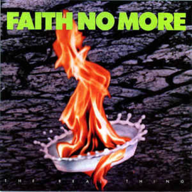 Faith No More ‎– The Real Thing (CD)