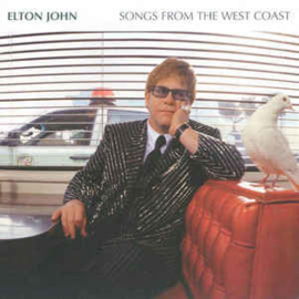 Elton John ‎– Songs From The West Coast (CD)