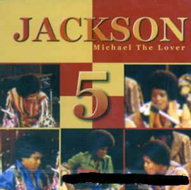 Jackson 5 ‎– Michael The Lover (CD)