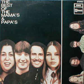 Mamas & The Papas ‎– The Best Of The Mama's & Papa's