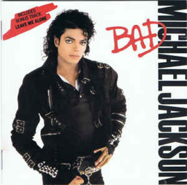 Michael Jackson – Bad (CD)