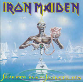 Iron Maiden ‎– Seventh Son Of A Seventh Son (CD)