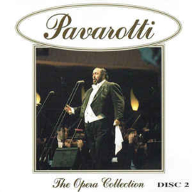 Pavarotti ‎– The Opera Collection 2 (CD)