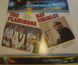 Various - The Flamingos / Ray Charles – The Flamingos / Ray Charles