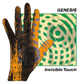 Genesis ‎– Invisible Touch (CD)