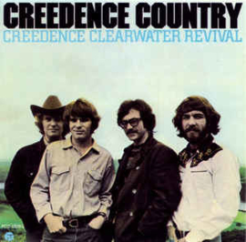 Creedence Clearwater Revival ‎– Creedence Country (CD)