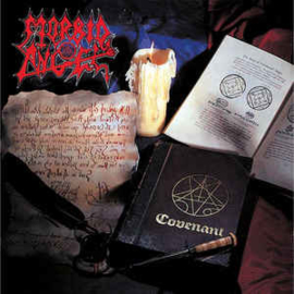 Morbid Angel – Covenant (CD)