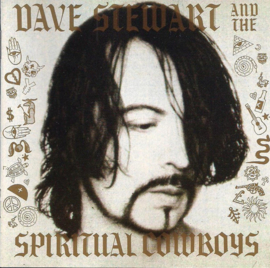 Dave Stewart And The Spiritual Cowboys – Dave Stewart And The Spiritual Cowboys (CD)