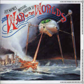 Jeff Wayne ‎– Jeff Wayne's Musical Version Of The War Of The Worlds