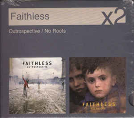 Faithless ‎– Outrospective / No Roots (CD)