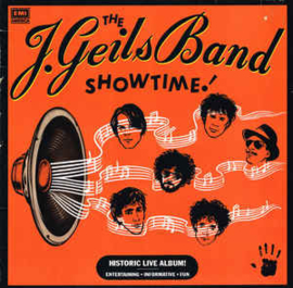 J. Geils Band ‎– Showtime!