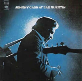 Johnny Cash ‎– At San Quentin (CD)