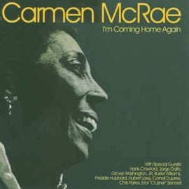 Carmen McRae ‎– I'm Coming Home Again (CD)