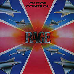 Rage ‎– Out Of Control