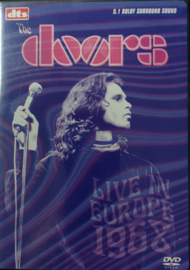 Doors – Live In Europe 1968 (DVD)