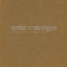 Arctic Monkeys ‎– Leave Before The Lights Come On (CD)