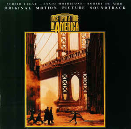 Ennio Morricone – Once Upon A Time In America (CD)