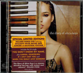Alicia Keys ‎– The Diary Of Alicia Keys (CD)