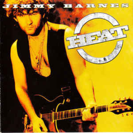 Jimmy Barnes ‎– Heat (CD)