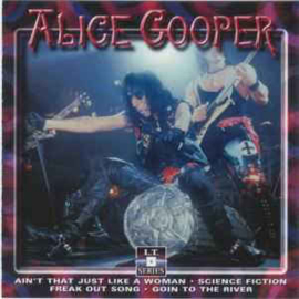 Alice Cooper ‎– Nobody Likes Me (CD)