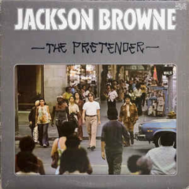 Jackson Browne ‎– The Pretender (CD)