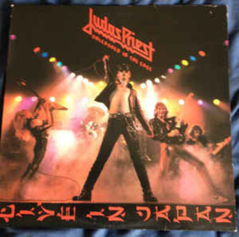 Judas Priest ‎– Unleashed In The East (Live In Japan)