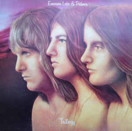 Emerson,Lake & Palmer ‎– Trilogy