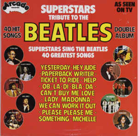 Various – Superstars Tribute To The Beatles