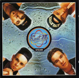 East 17 ‎– Steam (CD)