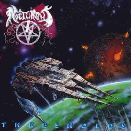 Nocturnus ‎– Thresholds (CD)