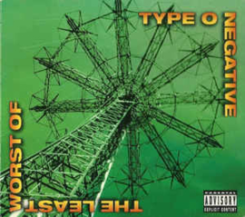 Type O Negative – The Least Worst Of (CD)