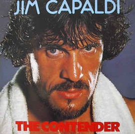 Jim Capaldi ‎– The Contender