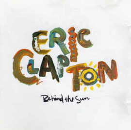 Eric Clapton ‎– Behind The Sun (CD)