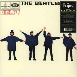 Beatles ‎– Help! (LP)
