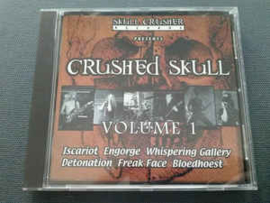 Various ‎– Crushed Skull Volume 1 (CD)