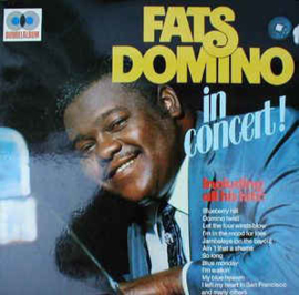 Fats Domino ‎– Fats Domino in Concert