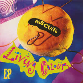 Living Colour ‎– Biscuits (CD)