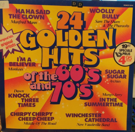 Various – Fun Rock - 24 Golden Hits Of The 60's And The 70's