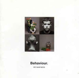 Pet Shop Boys ‎– Behaviour (CD)