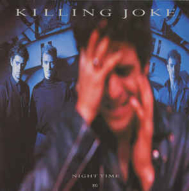 Killing Joke ‎– Night Time