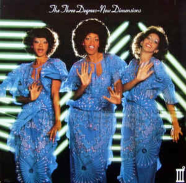 Three Degrees ‎– New Dimensions