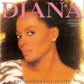 Diana Ross ‎– Why Do Fools Fall In Love (CD)