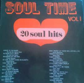 Various – Soul Time Vol I: 20 Soul Hits