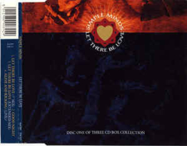 Simple Minds ‎– Let There Be Love (CD)