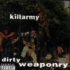 Killarmy – Dirty Weaponry (CD)