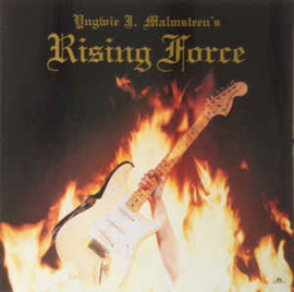Yngwie J. Malmsteen ‎– Rising Force