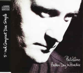 Phil Collins ‎– Another Day In Paradise (CD)